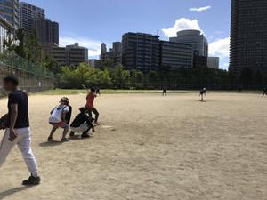 【草野球】9/23(木祝)7:00~9:00 @浦江公園