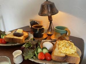 10/3   9時半〜 京都市内の素敵カフェで朝活しませんか?☺️