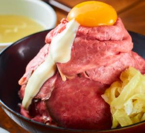 【3名無料】原宿で有名なローストビーフを食べに行こう!