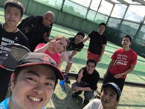 【募集中】10/3 14:15〜@千歳テニスクラブ