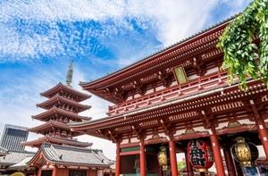 「浅草の神社を緩~く巡ろう&交流会早早割中」