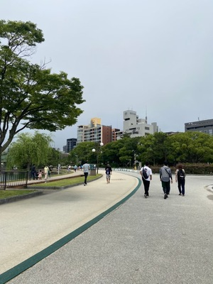【9/21(火)19:00ウォーキング🏃🏼♀️🏃🏃♂️】in大濠公園🌳