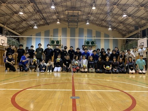 品川区開催 10月2日土曜15時45分~18時15分一緒にバレーボールしましょう!!(^^)
