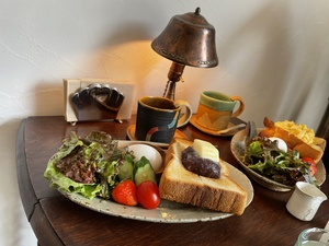【🌟超リーズナブル🌟参加費は300円のみ)朝カフェ会】 9/19(日)9時半〜11時  ※飲食代別。 ※つなげーと利用料は各自で。