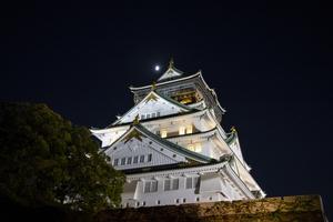 みんなで楽しく大阪城公園ナイトウォーキング🏰🌃🌙*゚