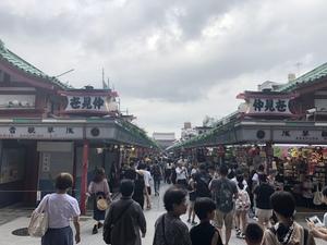 【中野散策】サンロード商店街で一緒に食べ歩きをしよう!