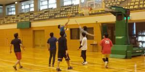 9/25 土曜日 15~18時 初心者ばかりのゆるバスケ! in 露橋スポーツセンター