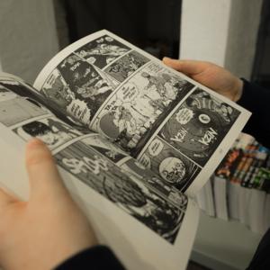 アニメ・漫画好き集まれ! 『漫画を語ろう会』