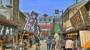 【穴場スポット】寅さんで有名な柴又で食べ歩きをしよう!