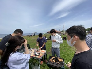 魚を釣って食べる!!川釣り体験BBQ!~奥多摩~