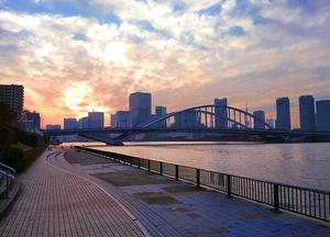 「隅田川を緩~く散歩しよう!早割中」