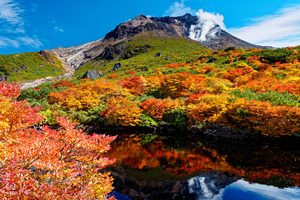 那須高原(茶臼岳)紅葉登山🍁📸