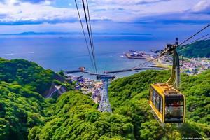 【フェリーで千葉に日帰りツアー!】青い空・海を望むスリルあふれる絶景を見に出かけよう!
