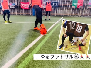 【10/24(日)14:00フットサル】男女問わず!初心者もok🏃♂️🏃🏃🏼♀️⚽️