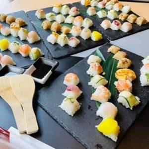 【つなげーと利用料主催持ち】美味しいお店を巡ろう!今回のテーマは『オシャレな手毬寿司食べ放題🍣』