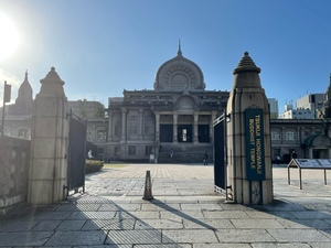 TSUKIJI 〜築地で朝ごはんを食べよう🍚〜 〜築地本願寺を参拝しよう👏〜