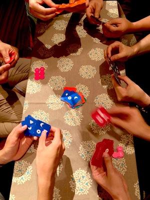 10/29(金) 週末ボードゲームナイト@カレー&バー外国【広島市横川】