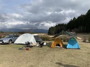 【キャンプ】ゆるゆる伊豆キャン【聖地巡り】